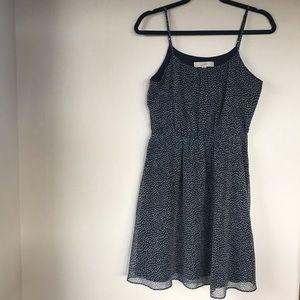 Loft, sleeveless dress